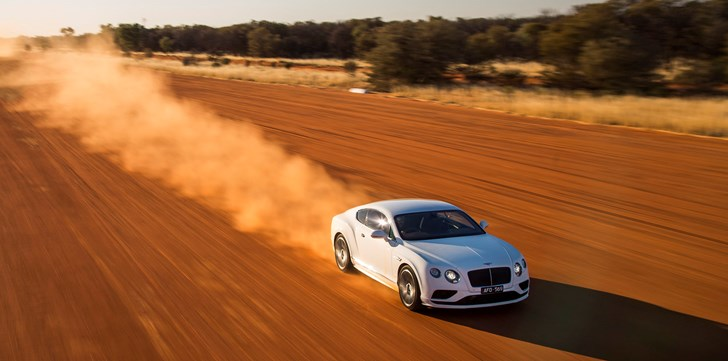 2015 BENTLEY CONTINENTAL 2D COUPE GT SPEED