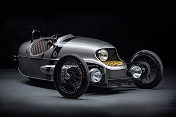 Morgan EV3 Launched At Geneva 2016