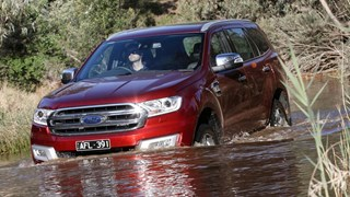 Review - 2016 Ford Everest anium - Full Review on