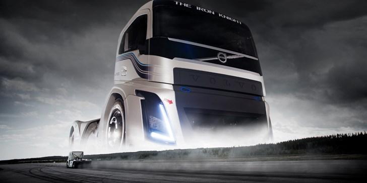 Volvo Iron Knight
