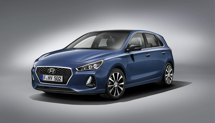 Hyundai's All-New i30 Gets Full Worldwide Reveal