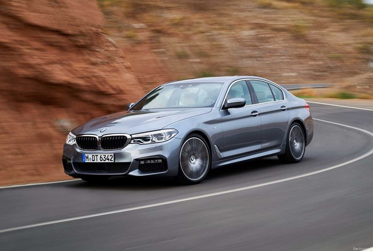 The All-New 5 Series As Explained By BMW