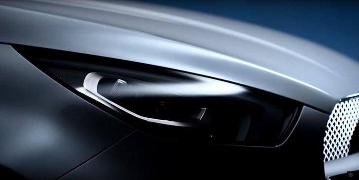 Mercedes-Benz Teases Sleek Pick-Up Concept