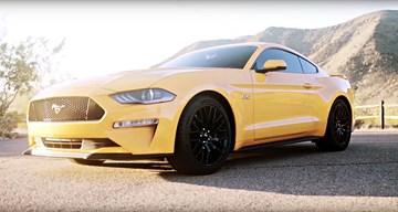 2018 Ford Mustang - Mustang6G