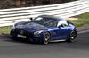 Revised Mercedes-AMG GT Seen Undisguised