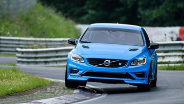 Volvo S60 Sneakily Set A Nürburgring Lap Record Last Year