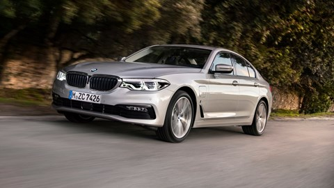 2017 BMW 530e iPerformance Arriving In July, $108,900