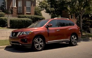 Nissan Rear Seat Alert - 2018 Pathfinder