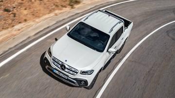 2018 Mercedes-Benz X-Class Will Liberate