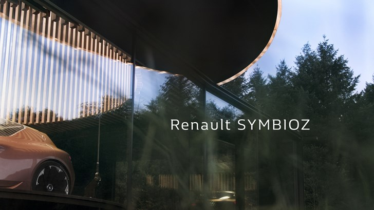 2017 Renault Symbioz Concept - Teaser 1