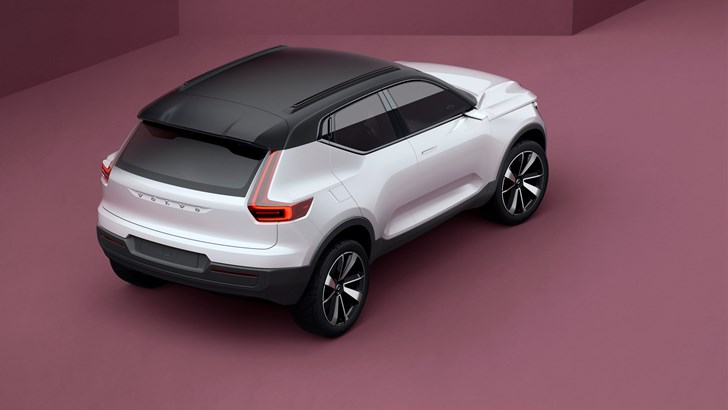 Volvo Teases XC40 Again, Due On The 21st