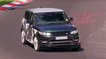Range Rover PHEV Just Days Away — Report