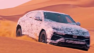 2018 Lamborghini Urus - Sabbia