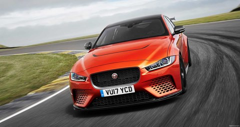 Jaguar XE SV Project 8 Takes A Nurburgring Record