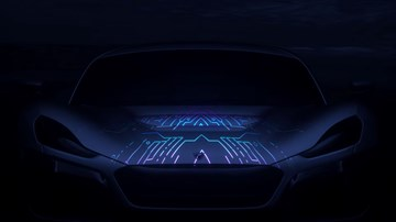 Rimac Releases Teaser Video Of 'Concept 2'
