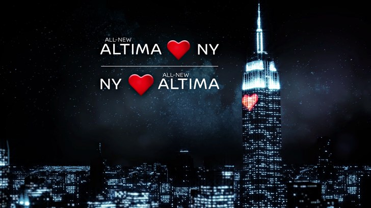 Nissan To Show Next-Gen Altima In New York