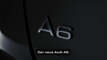 Audi Teases New A6, Taking On BMW 5er, Volvo S90