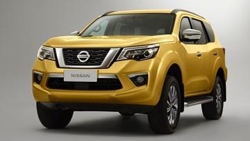 Nissan Announces Terra SUV