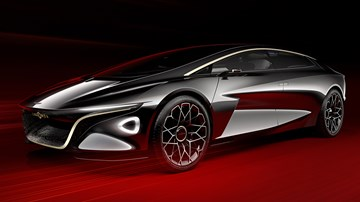 Lagonda Vision Concept Launches Brand Into 21st Century