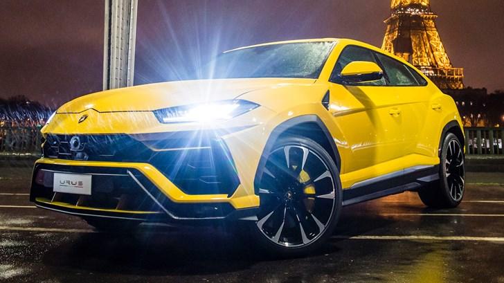 Lamborghini Urus To Storm Oz In Q4