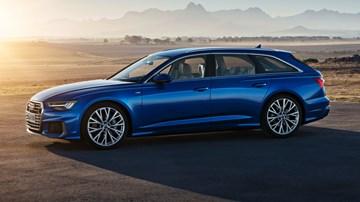 Audi Unveils All-New A6 Avant