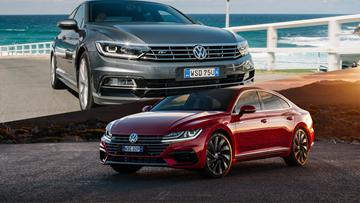 2019 Volkswagen Passat To Bear Arteon Influences – Report