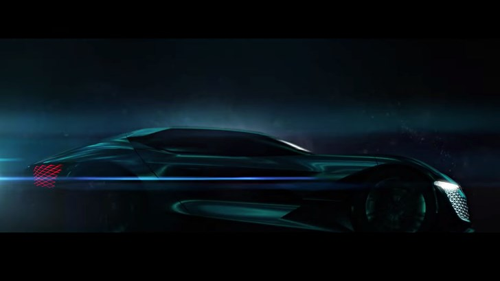 DS X E-Tense Gives Us A Glimpse Of 2035