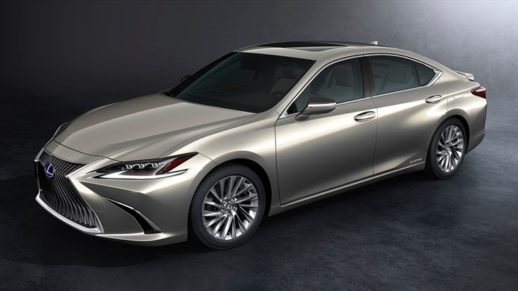2019 Lexus ES Looks Absolutely Ace