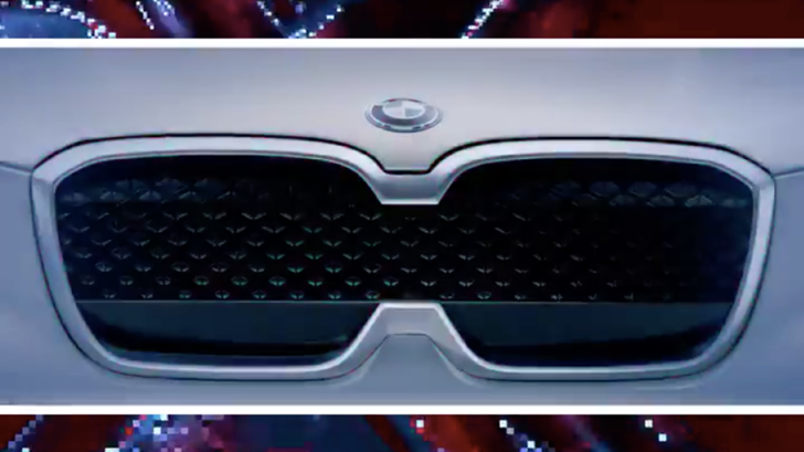 BMW Teases iX3 Crossover Ahead Of Beijing