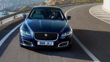 Jaguar XJ50 Special Edition Celebrates 50-Years Of The Limousine – 1