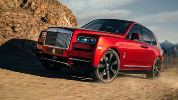 2019 Rolls-Royce Cullinan Takes Luxury Everywhere