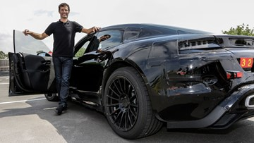 Porsche Mission E Gains Mark Webber's Seal Of Approval