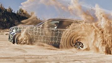 All-New BMW X5 - Prototype Testing