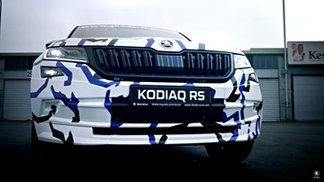 Skoda Kodiaq RS Gets Hammered Round The 'Ring – Video