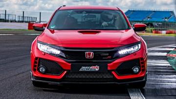Honda Civic Type R Takes Lap Record At Silverstone