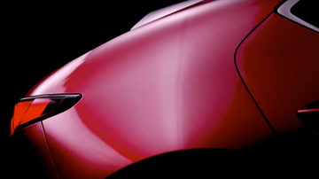 Mazda Teases The New 3 – Due At The LA Motor Show