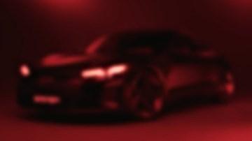 Audi e-tron GT Concept - Teaser