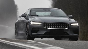 Polestar 1 Continues Towards Production With Dynamics Testing –Video