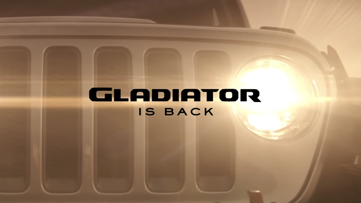 2020 Jeep Gladiator Too Tough To Crush – Video