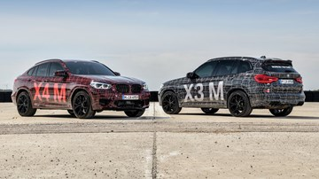 BMW Teases X3M, X4M Ahead Of Geneva –Video