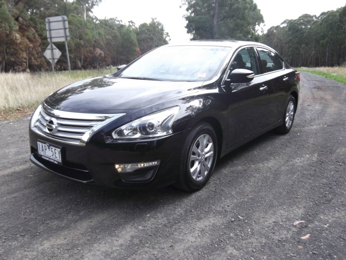 Nissan Altima 2.5 S >> Review - 2014 Nissan Altima ST Review and Road Test
