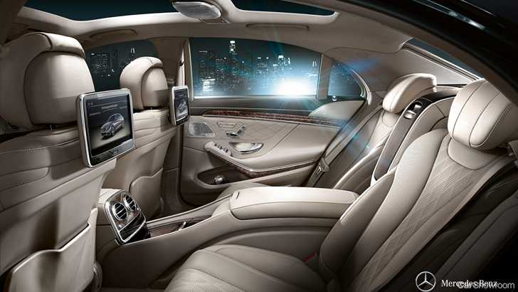 Mercedes Benz S W Review
