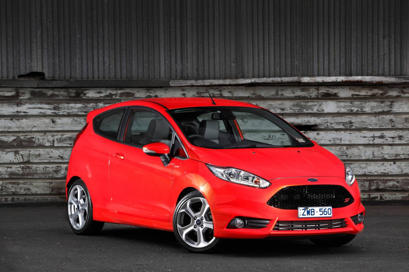 review 2014 ford fiesta st review and first drive. Cars Review. Best American Auto & Cars Review