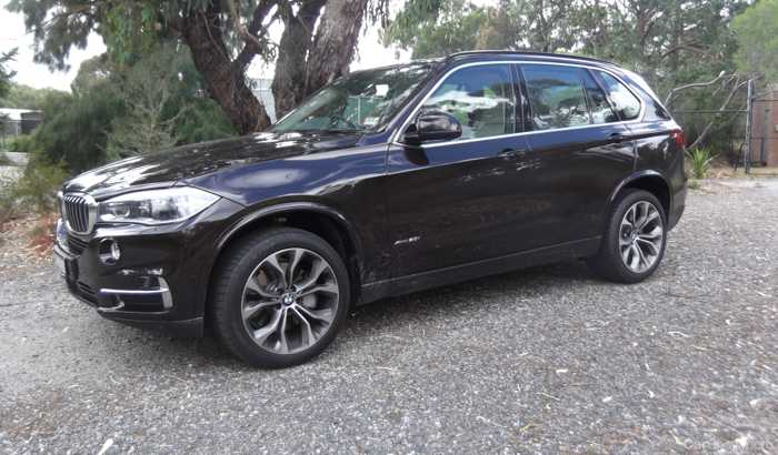 2014 BMW X5 4D WAGON XDRIVE 50I