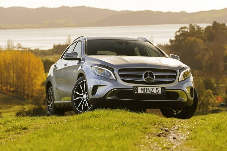 2014 MERCEDES-BENZ GLA 4D WAGON 250 4MATIC
