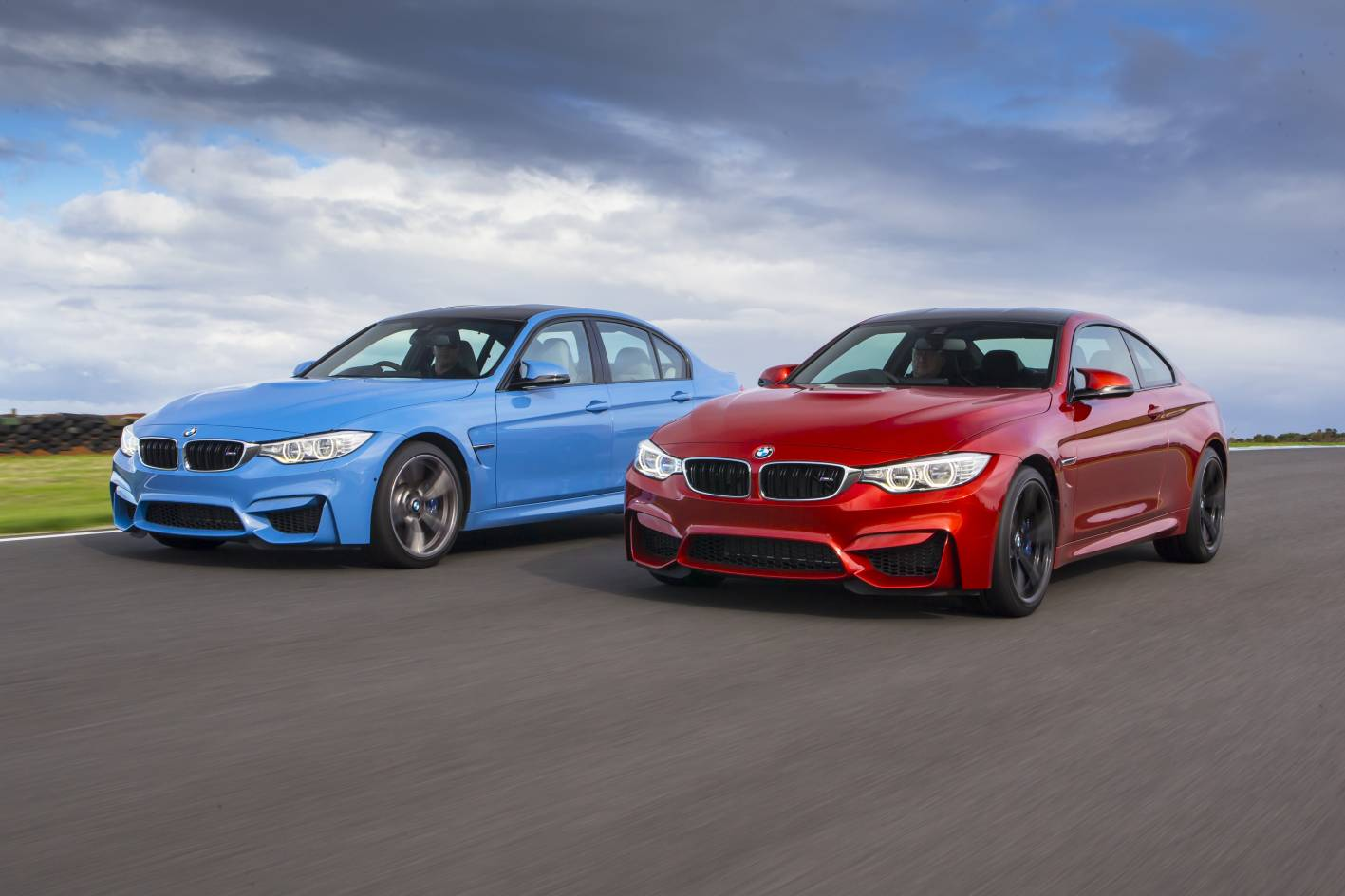review bmw m3 sedan m4 coupe review and first drive. Black Bedroom Furniture Sets. Home Design Ideas