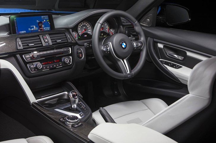 Review Bmw M3 Sedan Amp M4 Coupe Review And First Drive
