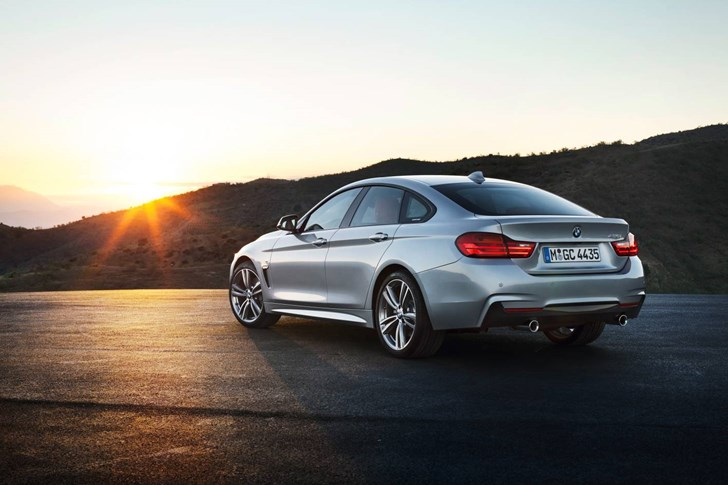 Review Bmw 4 Series Gran Coupe Review First Drive