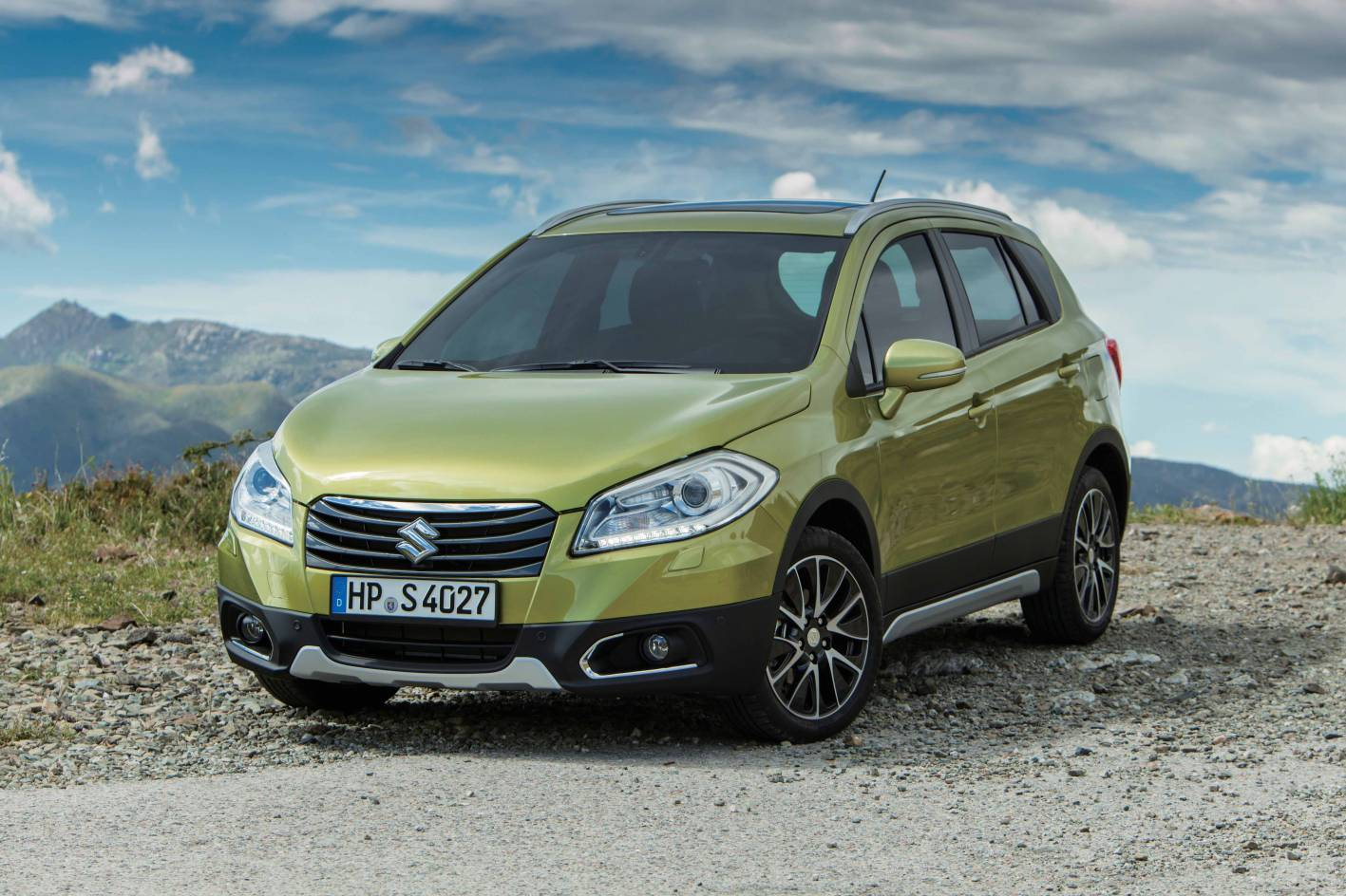 Review Suzuki S Cross Review And Road Test