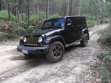 2014 JEEP WRANGLER UNLIMITED 4D SOFTTOP DRAGON 4X4